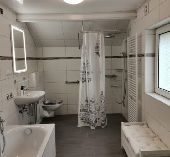 Badezimmer-